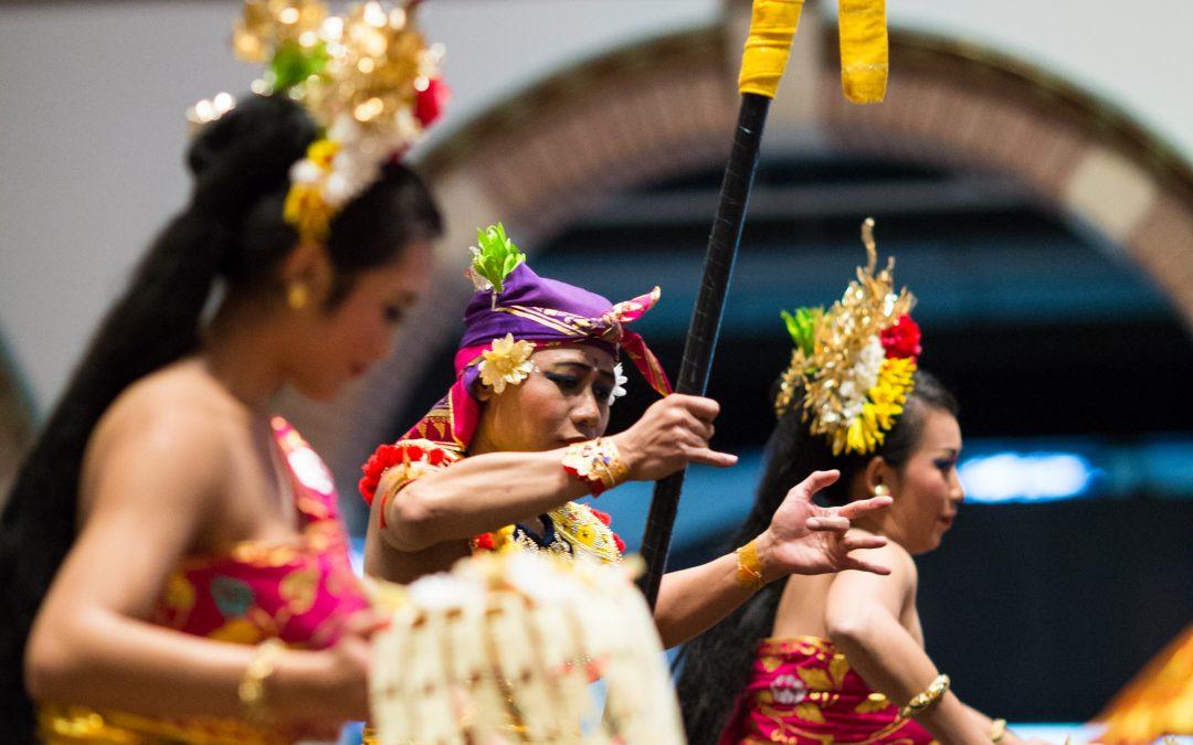 Balinese Dansles in Groningen
